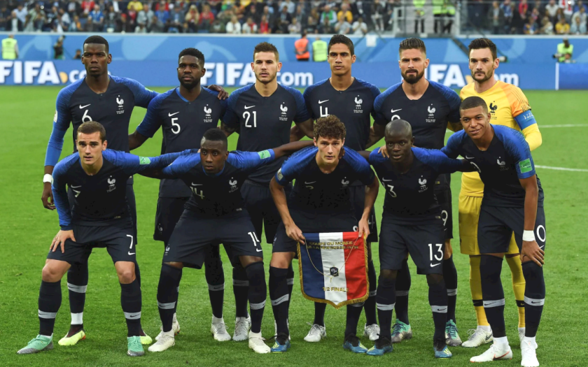 French football team